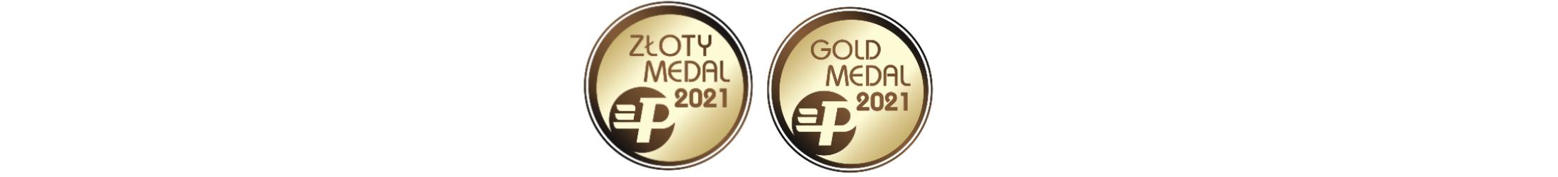 Złoty Medal ITM 2021